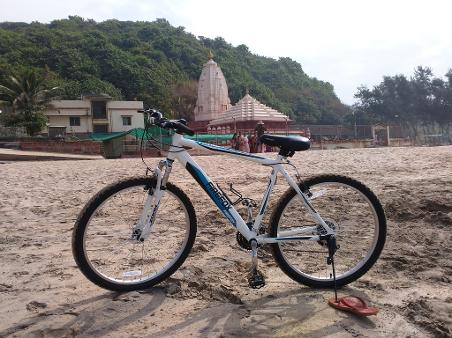 bicycle on rent ganpatipule