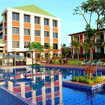 star hotels in ganpatipule